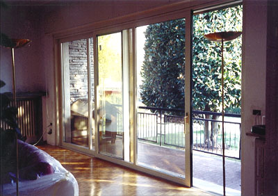 Ruaro porte e serramenti blindati - Porta finestra blindata ...